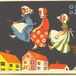 påskkort-1948-3-påskkäringa