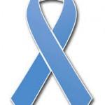 cancer blåa bandet